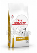 Royal Canin Urinary S/O Small Dog 20 1,5 kg + na poklon 3 x 85 g mokra hrana!