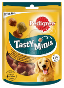 Pedigree Tasty Bites Chewy Cubes 130 g