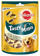 Pedigree Tasty Bites Cheesy Bites 140 g