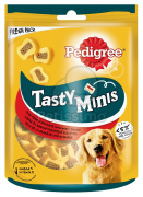 Pedigree Tasty Bites Chewy Slices 155 g