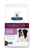 Hill's Prescription Diet i/d Sensitive Digestive Care suha pasja hrana, jaje & riža 12 kg