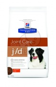 Hill's Prescription Diet j/d Joint Care Trockenfutter für Hunde 12 kg