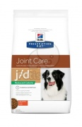 Hill's Prescription Diet j/d Reduced Calorie Joint Care suché krmivo pro psy 4 kg
