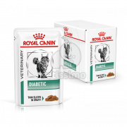 Royal Canin Feline Diabetic Wet - Alutasakos