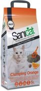 Sanicat Orange Katzenstreu
