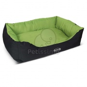 Scruffs Hundebett Expedition - lime