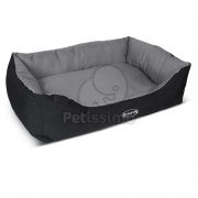 Scruffs Hundebett Expedition - grau