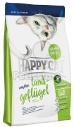 Happy Cat Sensitive Land-Geflügel (Bio-perutnina) 1,4 kg