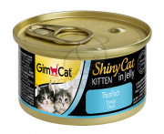 GimCat ShinyCat Kitten in Jelly Thunfisch 70 g