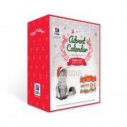 Hill's Science Plan Adult Adventskalender - Nassfutter für Katzen 24 x 85 g