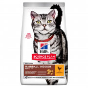 Hill's Science Plan Adult Indoor Cat suha mačja hrana 3 kg