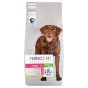Perfect Fit Adult 1+ Medium & Large suha hrana za pse 1,4 kg