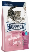Happy Cat Supreme Fit & Well Junior Sterilized Atlantik Lachs 1,4 kg