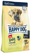 Happy Dog Giant Baby Lamb & Rice 15 kg