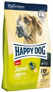 Happy Dog Giant Junior Lamb & Rice 15 kg